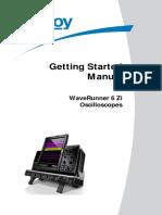 Manual WaveRunner6Zi