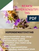 Reaksi Hipersensitifitas Fix