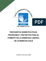 FLACSO-Informe Final Empleo Juvenil Politicas