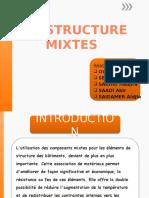 Les Structure Mixtes