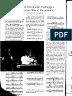 difficult trombone passages