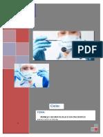 Monografia de Manejo Odontologico en Pacientes Anticoagulantes