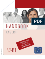 Handbook English a2-b1 Abbreviated