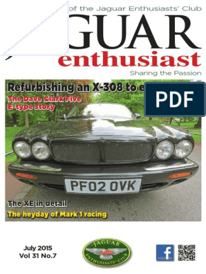 0673574abf31c w0agm.jaguar.enthusiast..July.2015 | Insurance | Sports Cars