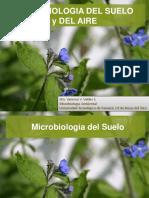 Microbiologia Del Suelo y Aire