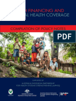 Policy Notes 2015 2