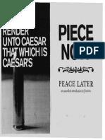 Piece Now - Peace Later.pdf