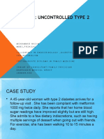 Case Study -DM Type 2-Presentation on DIAMICRON