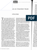 the euphonium in chamber music