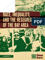 Race, Inequality and the Resegregation of the Bay Area