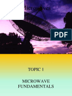 Topic 1 Microwave Fundamentals