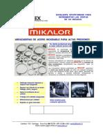 Catalogo Mikalor Completo