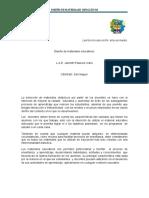 ARTICULO   DISEÑO DE MATERIAL EDUCATIVO