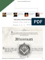Tudo sobre os Illuminati [infográfico] - Mega Curioso.pdf