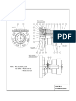 Sh Series 18 0 Actuator Assembly Illustration Data