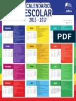 Calendario Escolar 2016 2017