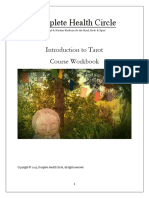 Introduction to Tarot Course Workbook