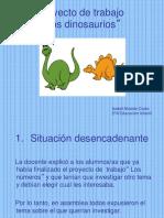 Los Dinosaurios Isabel Alcaide Costa
