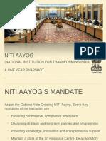 NITI_YearOne_snapshot.pdf