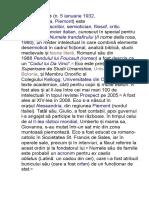 Umberto Eco Bio