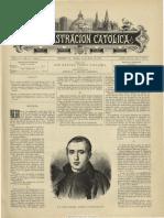 La Ilustración Católica (Madrid. 1877). 28-1-1882, No. 28