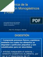 Bioquimica de La Digestion Monogastricos y Aves