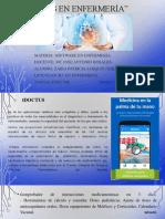 Apps en Enfermeria Actividad 5
