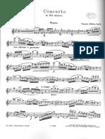 Ernesto Köhler - Flute Concerto in Sol Minor, Op. 97