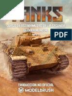 Reglamento Tanks Castellano
