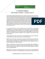Genesis Study 9