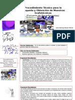 Procedimiento Tecnico Para La Busqueda y Obtencion de Muestras Grafotecnicas Esquema