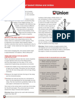 Calculating the Load of Basket Hitches and Bridles (1)