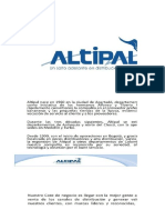 Portafolio Altipal