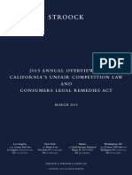 UCLAnnualUpdate2015,105 Pages Strook,Strook &
