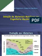 Seleção de Materiais