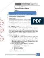 5.Especificaciones Tecnicas - El Dorado
