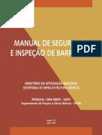 Manual de Segurança e Inspeção de Barragens  - Defesa Civil