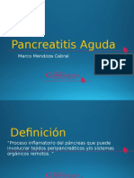 Pancreatitis Aguda1