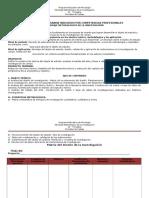 PIC (Resumen) y FORMATOS-Matriz Del Diseño de La Investigación