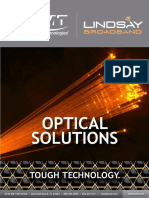 Lindsay Broadband Optical Brochure AMT