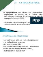 Medecine Cytogenetique