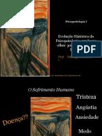 Psicopatologia . Slide