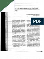 Metodos de Pesquisa em Psicologia Social.pdf