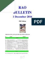 Bulletin 161201 (PDF Edition)