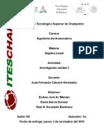 Instituto Tecnológico Superior de Champotón