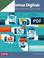 Plataformas Digitais para Profissionais de Marketing e Comunicação (Amostra)