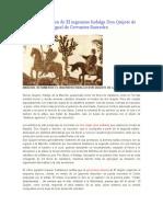 Don Quijote Dela Mancha