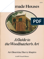 Handmade Houses a Guide to the Woodbutchers Art