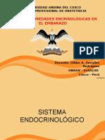Enfermedades Endocrinologicas y Embarazo (1)