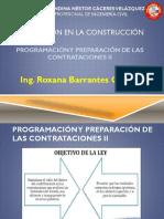 Legislacion en La Construccion Grupo 3